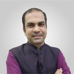 Cyber crime expert Amit Dubey