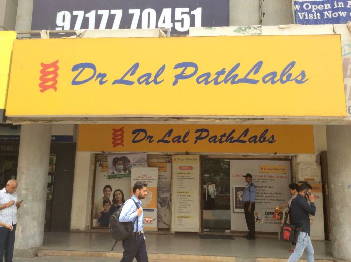 One of the centers of Dr Lal PathLabs. File Photo