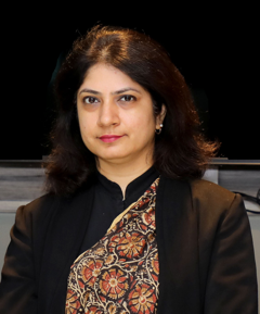 Karnika Seth , Delhi based lawyer and cybercrime expert.