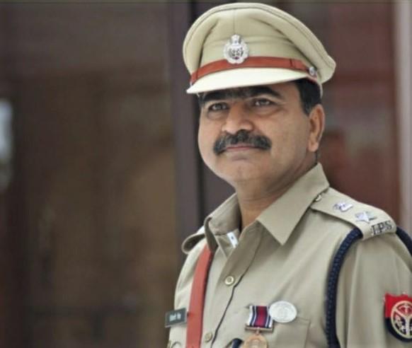 Prof. Triveni Singh, Superintendent of Police, Cyber Crime, Uttar Pradesh