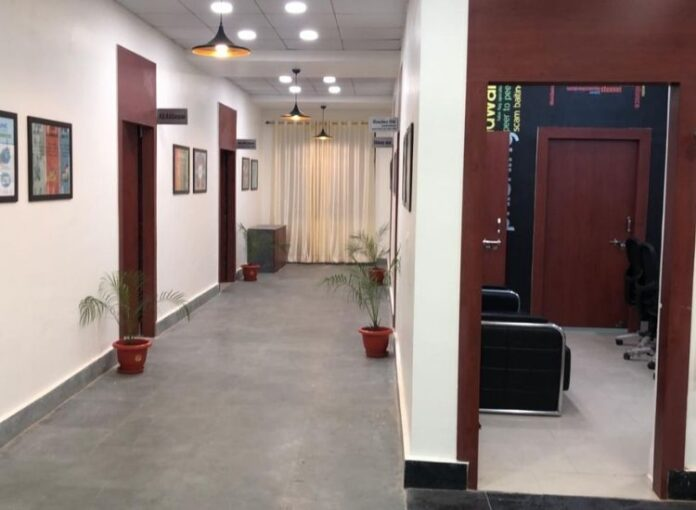 This Police Station is Not a Foreign Location But in UP: Jhansi Gets World-Class Cyber Police Station
