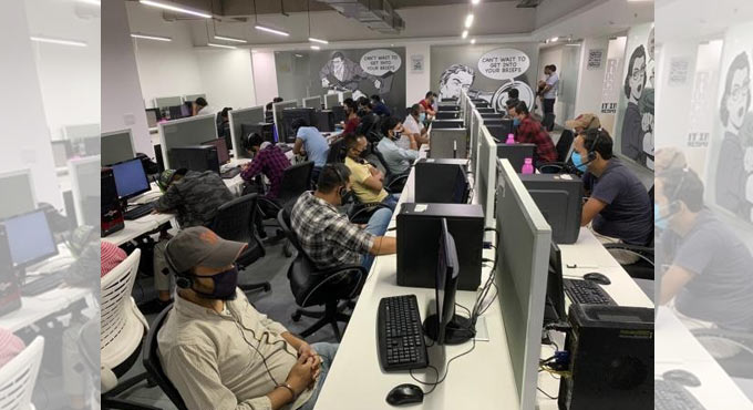 Fake Call Centre Duping US Citizens Busted in Gurugram, 3 Arrested