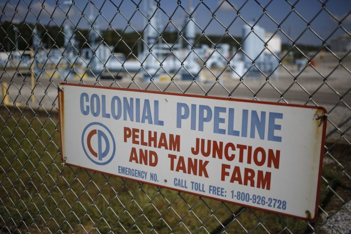 Ransomware Attack On Colonial Pipeline One Of The Largest Ever On US Energy System