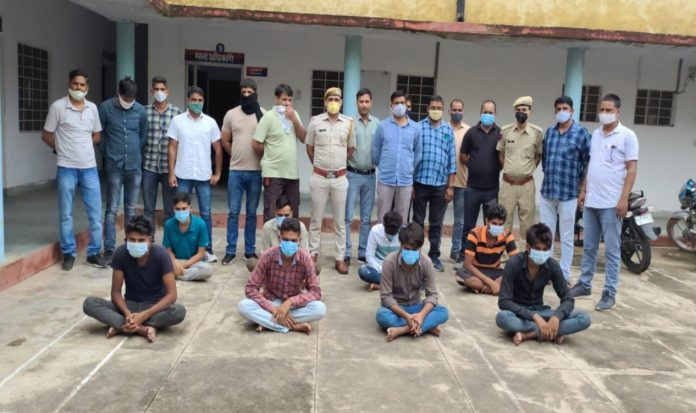 Sextortion Racket Busted: Alwar Police Nabs 8 Cyber Criminals Involved In Nude WhatsApp Call