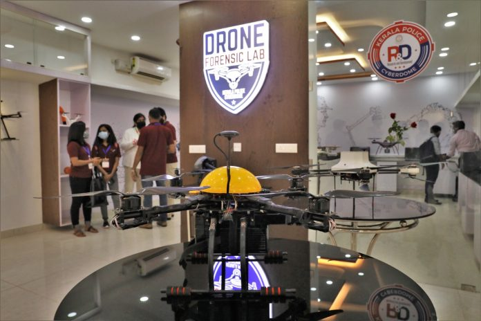 How Kerala Police Is Going To Fight, Use UAVs Through Their New Drone Forensic Lab: All You Need To Know