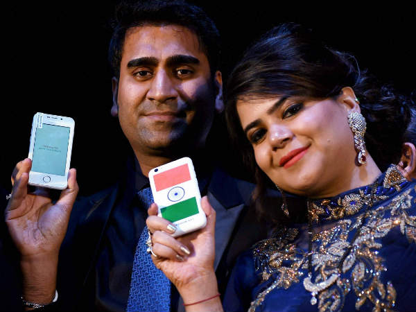 Mohit Goel, Man Behind Freedom 251- World's Cheapest Smart Phone Arrested For Rs 45 Lakh Fraud
