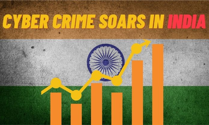 11.8 % Rise in Cyber Crime Cases In India in 2020, Total Cases 50,035: NCRB