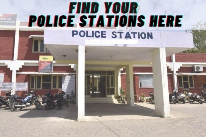 Search Police Station Phone Numbers & Mail ID Through This Search Engine